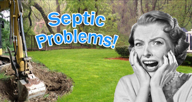 Solving Septic Tank Problems